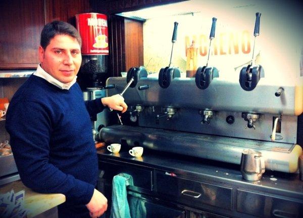 Кофейная колонка Сергея Реминного: легенды Caffè Napoletano