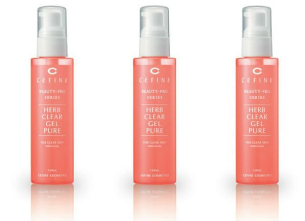 Beauty-Pro Herb Clear Gel Pure Cefine