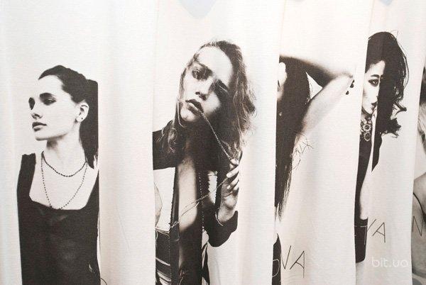Презентация футболок Elena Burba для L'UVE store