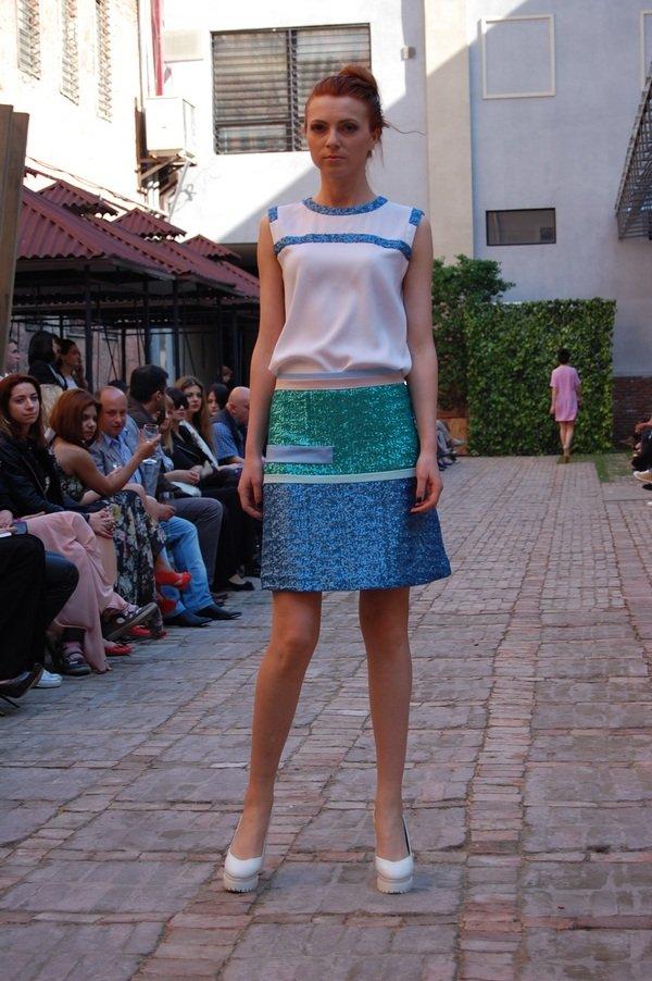 показ коллекции DS `DRESS by ALONOVA