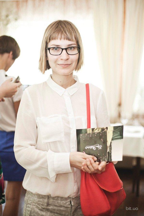 Кира Пластинина в Киеве