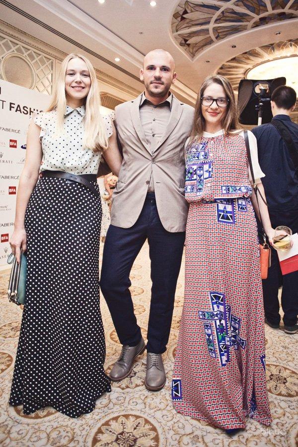 Церемония награждения Best Fashion Awards 2013
