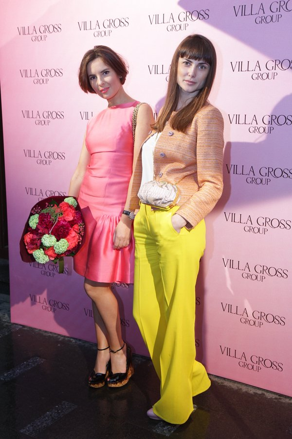 Candy party в честь 5-летия мультибренда Villa Gross