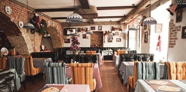 Новое заведение - Silvio Pizza на Нижнем Валу