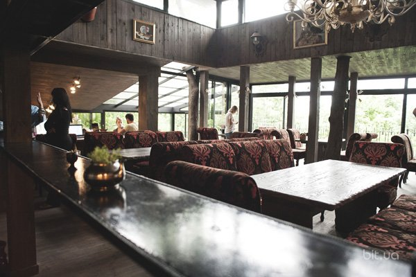 Ресторан-салон «Канапа», национальная кухня по-новому