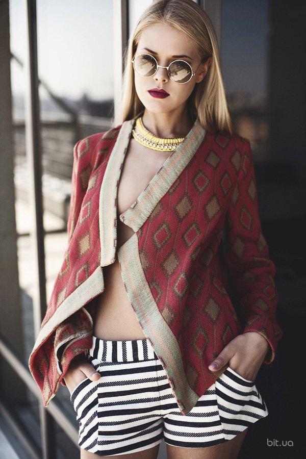 Models off duty - Элонна Зеленская