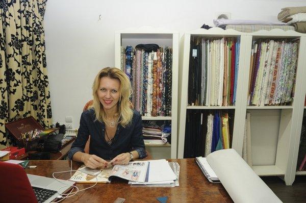 День открытых дверей в шоу-руме дизайнера Анны Бублик