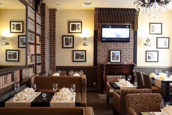 10 самых популярных новых ресторанов Киева на Foursquare