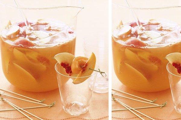 7 вкусных охлаждающих пуншей