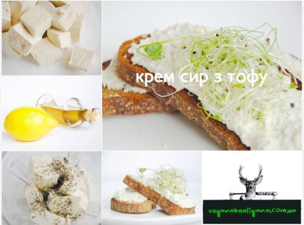 Веганская колонка от Veganohooligano: базиликовый сыр со свежим тофу с комментарием диетолога