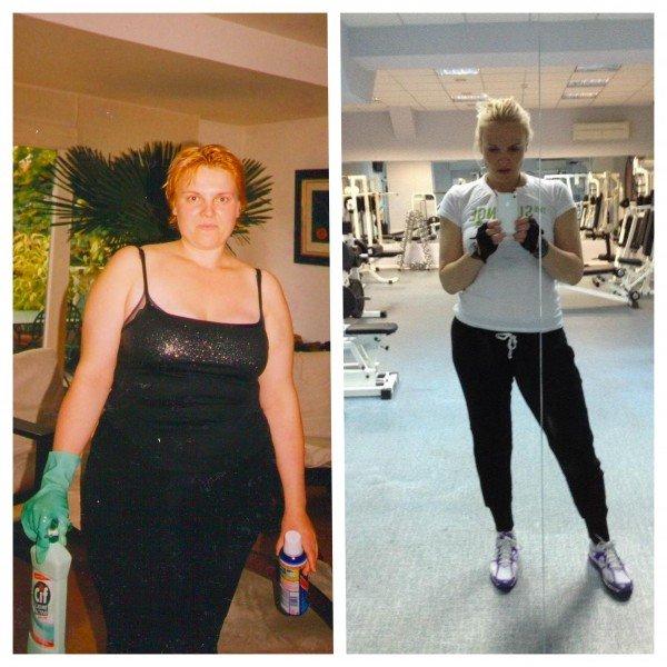 как похудеть на 60 кг