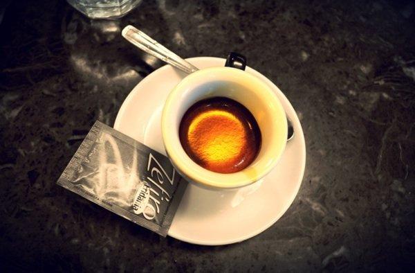 Легенды Caffè Napoletano, часть 2 - о кофе