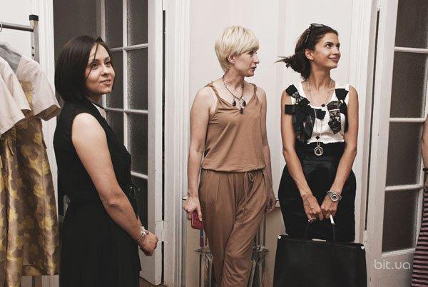 Весенне-летняя распродажа в шоу-руме PRZHONSKAYA