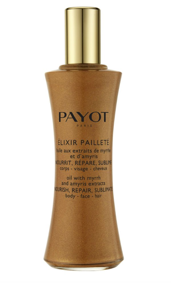 Elixir Pailleté