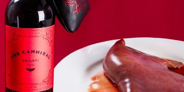 Ностальгия по «Молчанию Ягнят»: выпущено вино Chianti The Cannibal