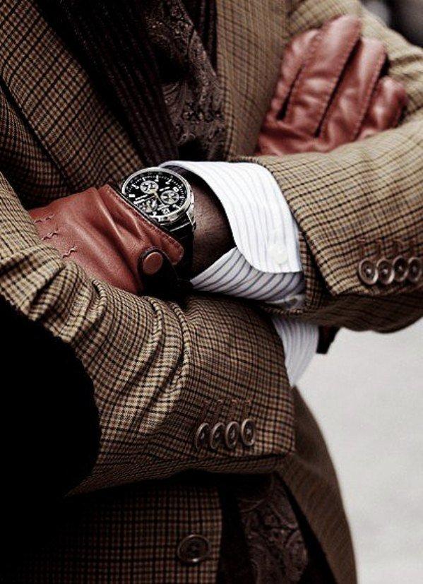 Какие мужские наручные часы в моде в 2019 году?