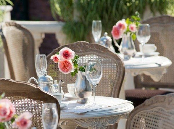 Новое заведение: ресторан выходного дня Weekend Rest Villa Verde