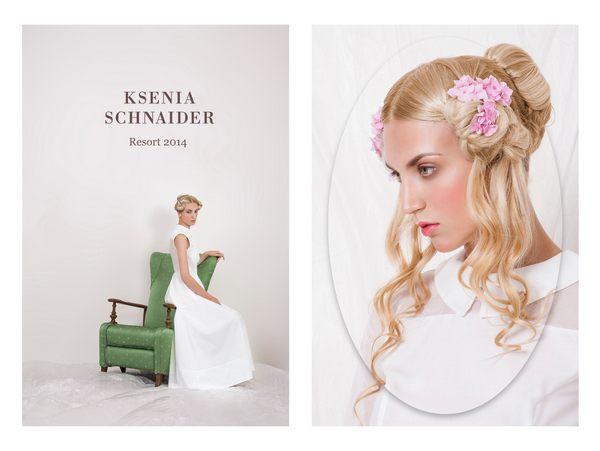Коллекция Ksenia Schnaider resort 2014