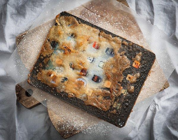 Food-фото: фотохулиган Генри Харгривз