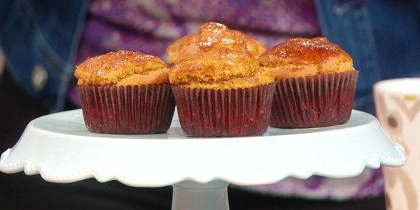 Полезный десерт: маффины из батата с пятью специями от Гвинет Пэлтроу