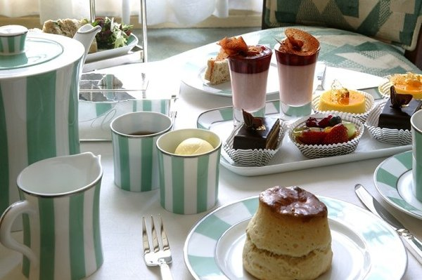 5 o'clock tea: 5 заведений в Лондоне, в которых стоит выпить послеобеденный чай