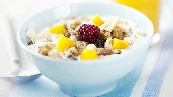 5 здоровых завтраков