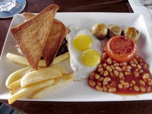 Идеи на утро: английский завтрак