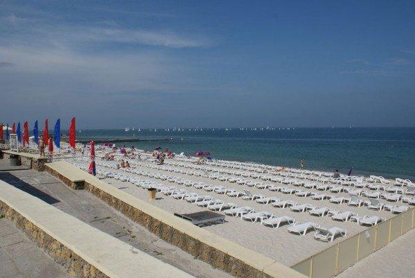 Платный пляж одесса