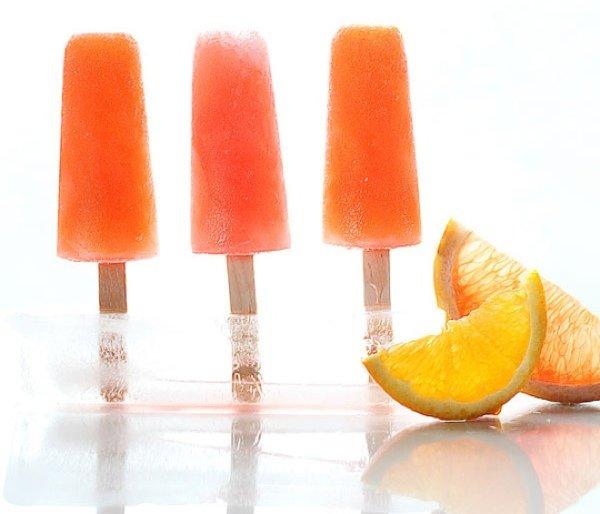 9 летних поптейлей - готовим замороженный сок дома