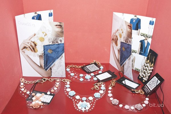 Презентация коллекции Sayya круиз 2013