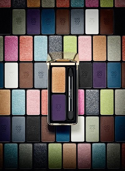 Двойные-тени-для-век-Guerlain-L'Ecrin-2-Couleurs-Eyeshadow