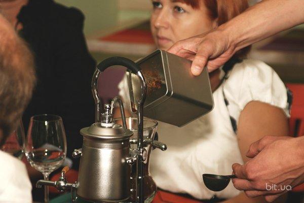 Репортаж: умная дегустация «Кофе + Вино = не пара?»