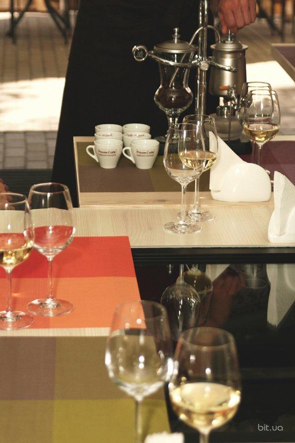 Умная дегустация «Кофе + Вино = не пара?»