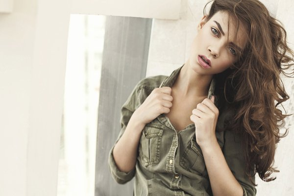 Models off duty - Алиса Янович