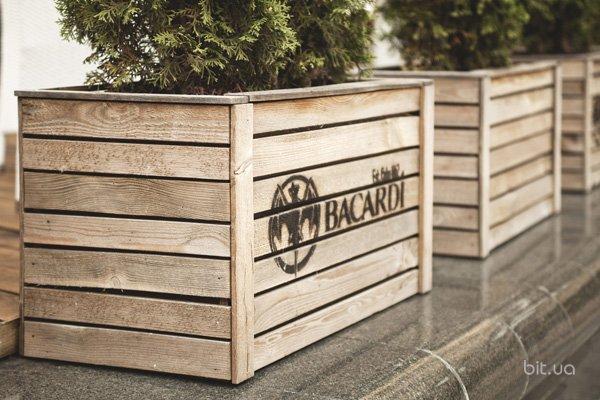 Дело вкуса: пример Baccardi Terrace