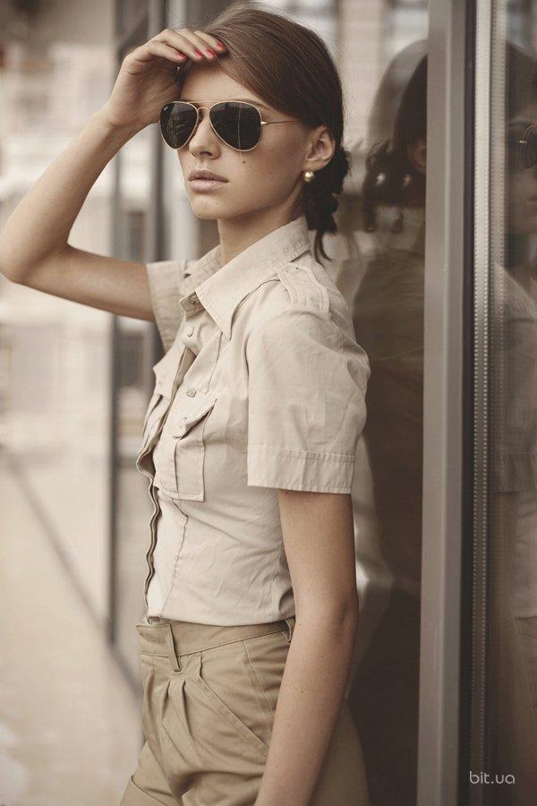 Models off duty - Анна Шуть