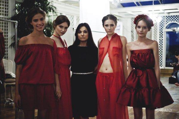Holiday Fashion Week 2013 в Одессе, день 1
