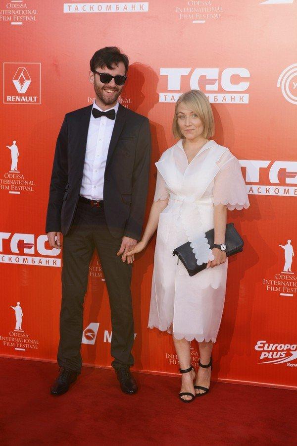 Лучшие образы с красной дорожки Одесского Международного Кинофестиваля 2013