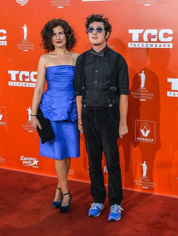 Ольга и Дмитрий Шуровы