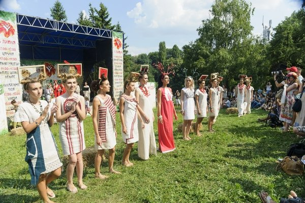 """Проект «Этно-fashion» в рамках фестиваля """"Країна Мрій"""""""