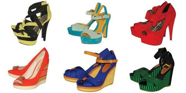 Выбор редакции 25 пар трендовой обуви со скидками до 50