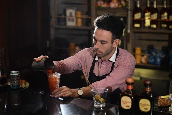 Судьи Diageo Reserve World Class 2013 назвали лучшего бармена мира 2013