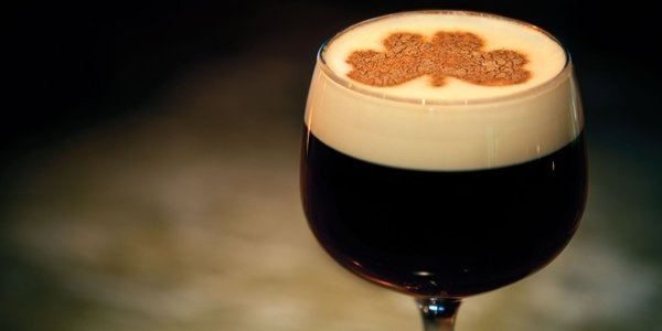 """Горячий ирландец"" - история irish coffee"
