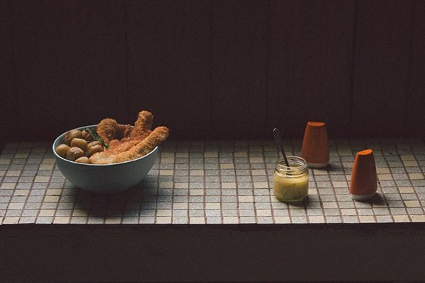 """Food-фото: честное """"островное меню"""""""