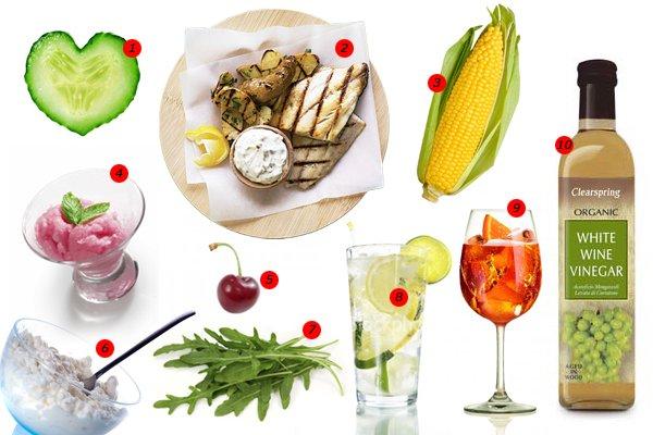 Выбор редакции: продукты и рецепты июля