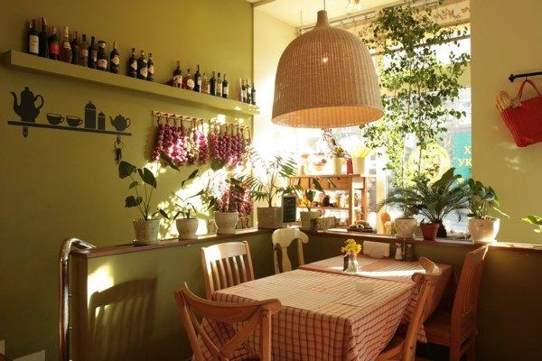 Где и что поесть в Киеве, если ты - Тео Декан
