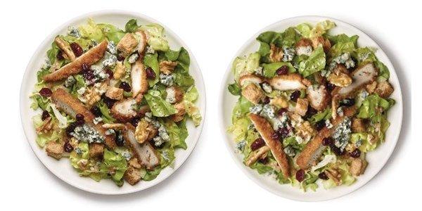 Почему мой салат калорийный - обманчивые продукты