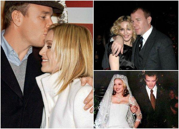 Мужчины Мадонны: личная сексуальная революция певицы