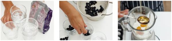 Полезные десерты: ягодный йогурт за 5 минут