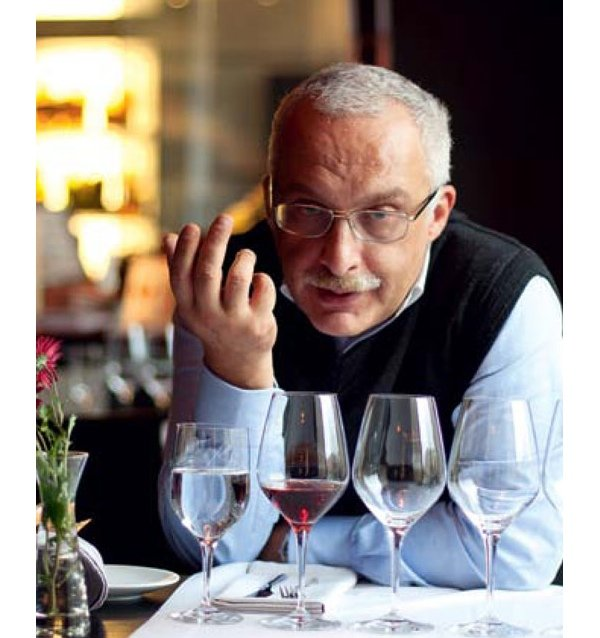Интервью: о вине, еде и путешествиях, отвечает Александр Друзь